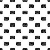 Icône de Tonometer, style simple illustration libre de droits