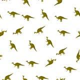 icône de zaurolof dans le style de modèle Un de l'icône de collection de Dinosaurus peut être employé pour UI, UX illustration de vecteur
