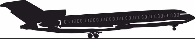 Icônes d'avion, logo pour le concept mobile et apps de Web illustration de vecteur