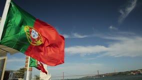 Icônes de Lisbonne banque de vidéos