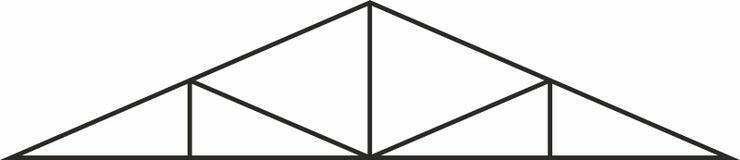 Icônes triangulaires de botte de Howe pour les apps mobiles de concept et de Web illustration de vecteur
