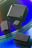 IC CHIP Royalty Free Stock Photo