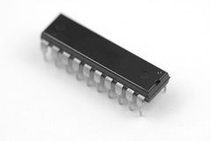 IC chip Stock Photo