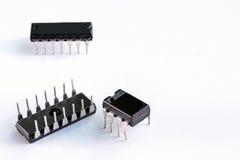 IC, circuit intégré Photos libres de droits