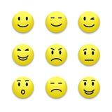 Icône d'émotions Photos libres de droits