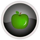 Icône d'Apple illustration de vecteur