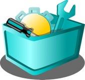 Icône d'application d'outil Photo libre de droits