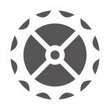 icône d'isolement par machine de vitesse Photo stock