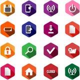 Icône d'ordinateur Image libre de droits