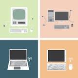 Icône d'ordinateur Photos libres de droits