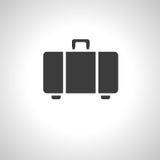 Icône de bagage Image libre de droits