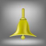 Icône de Bell Image stock