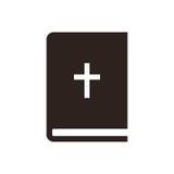 Icône de bible illustration libre de droits