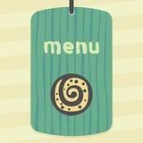 Icône de biscuit de petit pain doux d'ensemble de vecteur Logo infographic moderne et pictogramme Image libre de droits