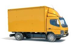Icône de camion de livraison Photographie stock