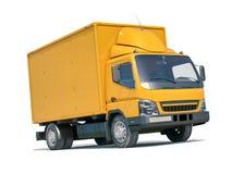 Icône de camion de livraison Image stock