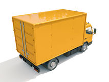 Icône de camion de livraison Photo libre de droits