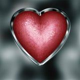 Icône de coeur Photo libre de droits