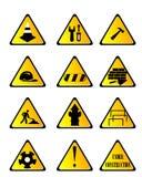 Icône de construction illustration stock