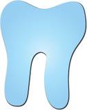 Icône de dent Photos stock