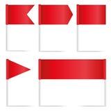 Icône de drapeau Photographie stock libre de droits