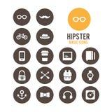 Icône de hippie Illustration de vecteur Photographie stock