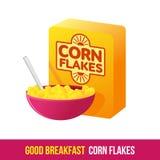 Icône de petit déjeuner gradient illustration libre de droits