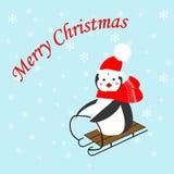Icône de pingouin illustration de vecteur