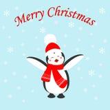 Icône de pingouin illustration stock