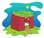 Icône de Sukkah illustration libre de droits