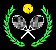 Icône de tennis Images stock
