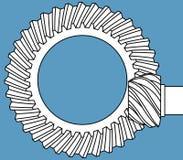 Icône de train principal illustration de vecteur