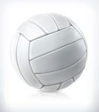 Icône de vecteur de volleyball illustration de vecteur