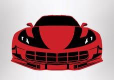 Icône de voiture de sport Photo stock