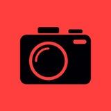 Icône plate Photo libre de droits