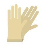 icône stérile de chirurgie de gants illustration libre de droits