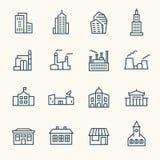 Icônes d'architecture