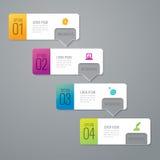 Icônes de conception et de vente d'Infographic Images stock