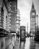 Icônes de Londres Photos libres de droits