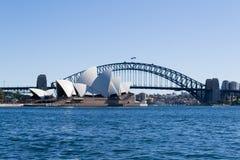 Icônes de Sydney Photographie stock libre de droits