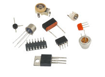 IC Radioelements Stock Photos