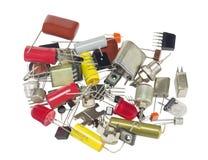 IC radioelements Stock Photo