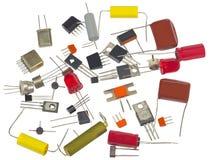 IC radioelements Royalty Free Stock Images