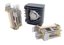 The IC radioelements Stock Photo