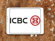 ICBC, industriale e Commercial Bank del logo della Cina Fotografia Stock Libera da Diritti