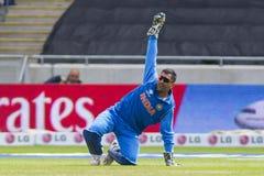 ICC冠军战利品印度v巴基斯坦 免版税库存图片