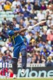 ICC冠军战利品斯里兰卡和澳大利亚 免版税库存图片