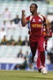 ICC冠军战利品巴基斯坦v印度西部 图库摄影
