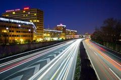 ICC Aufbauen, Movenpick Kasino und Hotel, Genf Lizenzfreies Stockfoto