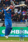 ICC Champions Trophy Final England v India Stock Image
